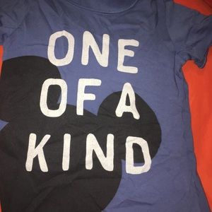 Toddler one of a kind shirt!